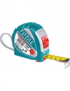 Ruleta 5m x 25mm  - buton 3 functii