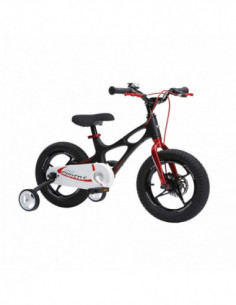"BICICLETA 16"" RoyalBaby ""SPACE SHUTTLE"" FD"