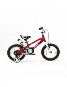 "BICICLETA 16″ RoyalBaby ""SPACE NO. 1"" ROSIE"