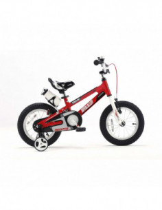 "BICICLETA 12″ RoyalBaby ""SPACE NO. 1"" ROSIE"