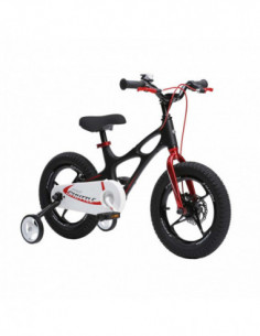 "BICICLETA 18″ RoyalBaby ""SPACE SHUTTLE"" FD"