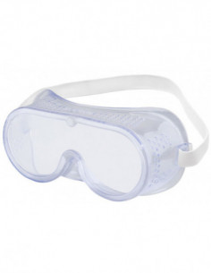 Ochelari protectie - rama PVC - lentile policarbonat rezistent
